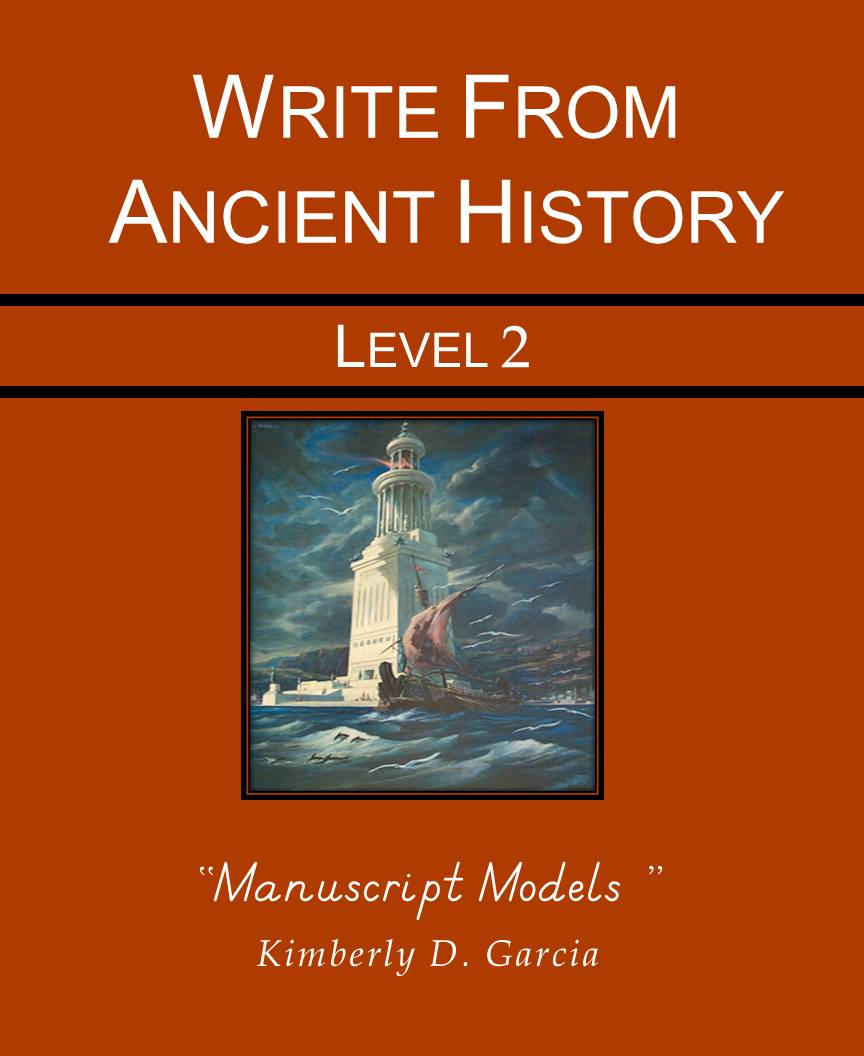 DNln Write from Ancient History Level 2 Manuscript