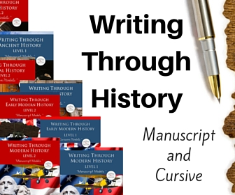 Writing Through History