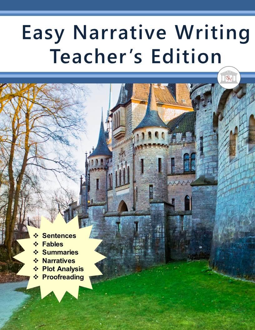 Easy Narrative Writing Teacher's Edition